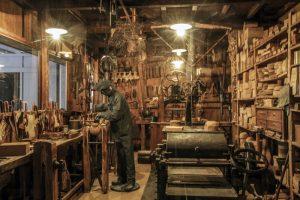 l-atelier-de-formier-musée du chapeau