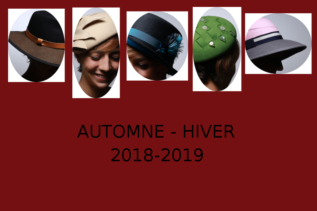 COLLECTION AUTOMNE-HIVER 2018/2019