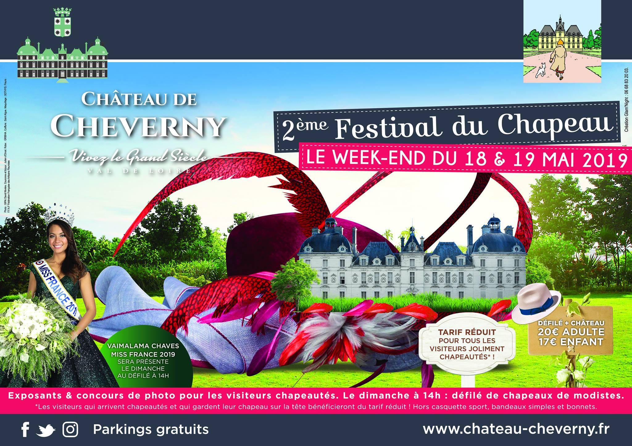 Mai 2019 -2ème Festival du Chapeau