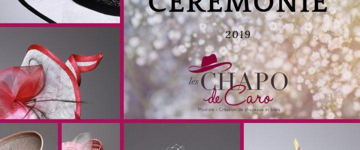Collection «cérémonie» été 2019