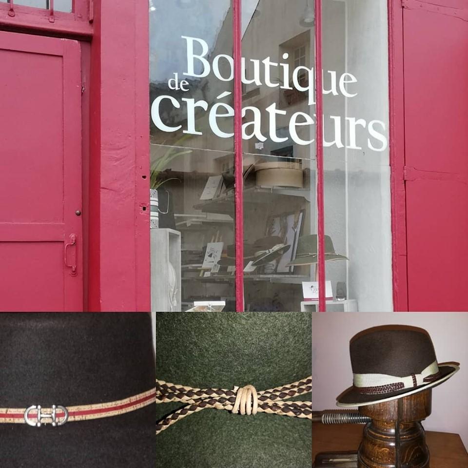 Les Créations de l'atelier à «la quinzaine» à Rambouillet