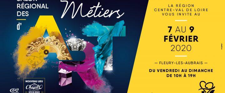 Salon régional des métiers d'art Orléans