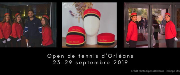 Open de Tennis d'Orléans 23-29 septembre 2019