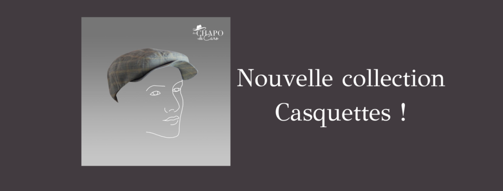 Collection Casquettes Hiver 2020-2021